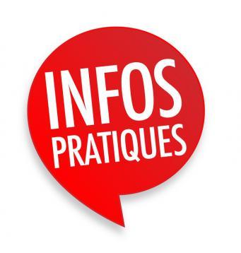 Informations pratiques | Fondation COS